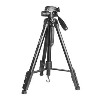 Stativ Promate Precise-180, 178cm, 55cm, 4kg, hliníkový