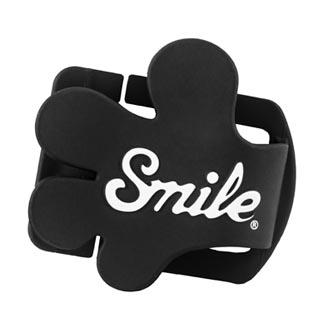 Smile klip na krytku objektivu Giveme5, černý, 16403