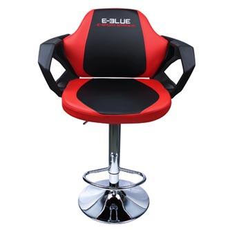 Barová stolička E-Blue COBRA, červené