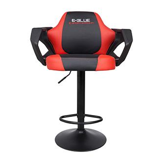 Barová stolička E-Blue COBRA, červená