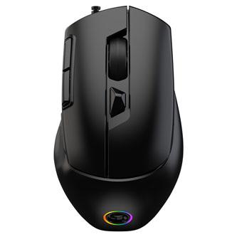 Marvo Myš M428BK, 4800DPI, optika, 8tl., 1 kolečko, drátová USB, černá, herní