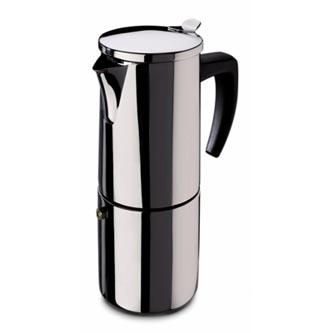 Kávovar Etna 4T, stříbrný, 1ks, nerez, Fagor 0,4l, na 4 šálky