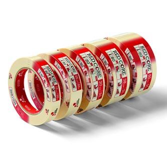 Páska maskovací 3cm, RED CORE, 50m, lepící, Schuller Eh,klar