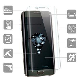 3D ochranné sklo na displej iPhonu 6 S Plus