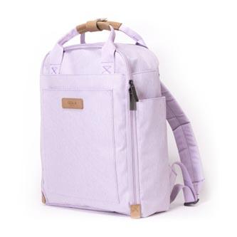 """Batoh na notebook 13"""", Orion Lavender, růžový z polyesteru, Golla"""