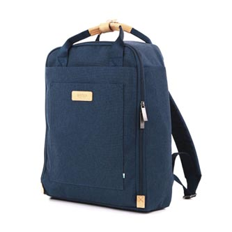 "Batoh na notebook 15,6"", Orion Navy blue, modrý z polyesteru, Golla"