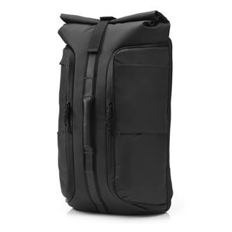 """Batoh na notebook 15,6"""", Pavilion Wayfarer, černý z voděodolného materiálu, HP"""