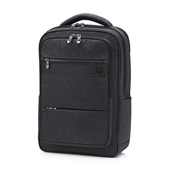 "Batoh na notebook 15,6"", Executive, černý z polyesteru, HP"