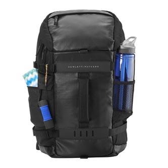 """Batoh na notebook 15,6"""", Odyssey Sport Backpack, černý z polyesteru, HP"""