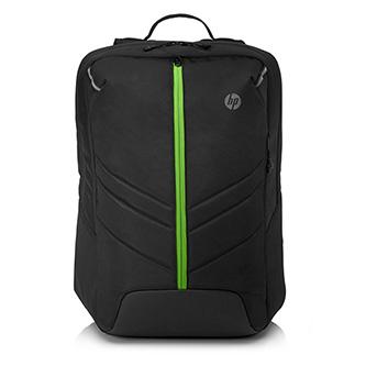 """Batoh na notebook 17,3"""", Pavilion Gaming 500, černý z voděodolného materiálu, HP"""
