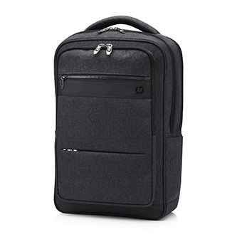 "Batoh na notebook 17,3"", Executive, černý z polyesteru, HP"