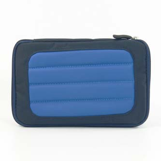 """Obal na tablet 7"""", Tootsie, modrý z nylonu"""