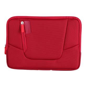 """Obal na tablet 10.1"""", Style, červený z nylonu"""