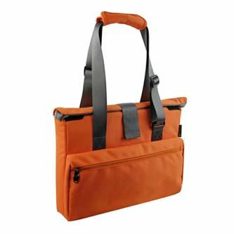 """Kabelka na notebook 15,6"""", MOVE LIFESTYLE BAG, oranžová z polyesteru"""