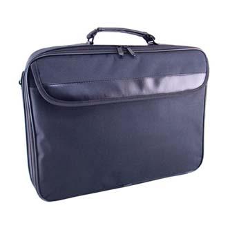 """Taška na notebook 15,6"""", Easy, černá z polyesteru"""