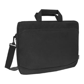 """Taška na notebook 17"""", Monte, černá z polyesteru, Defender"""