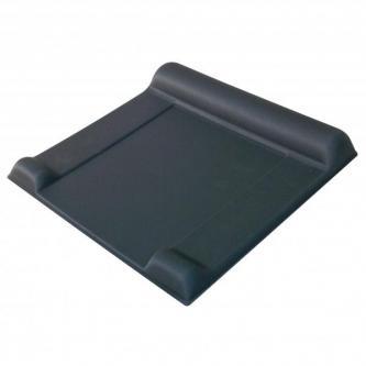 Podložka pod notebook, lehká chladící, černá, Logo, bambusovo-uhlíkové vlákno