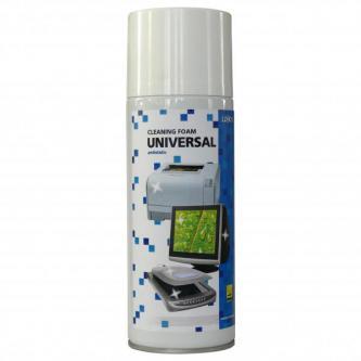Čisticí pěna univerzální, antistatická, 400ml, LOGO