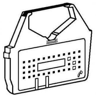 Páska pro psací stroj pro Olivetti ETV 2000, 2500, 2900, ETV 3000, 4000, černá, fóliová, PK314, N