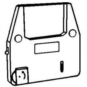 Páska pro psací stroj pro Robotron Erika 6007, 6100, černá, fóliová, PK143, N