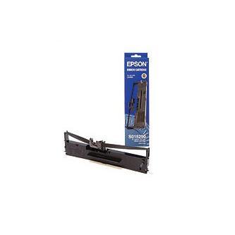 Epson originální páska do tiskárny, C13S015307, černá, Epson LQ 630, 630S