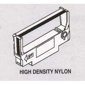 Kompatibilní páska do pokladny, ERC 30, ERC 34, červeno-černá, Epson TM-275, TM-300