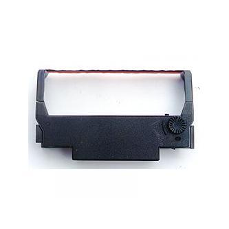 Epson originální páska do pokladny, C43S015376, ERC 38, červeno-černá, Epson TM-300, U-375, 210, 300, 200