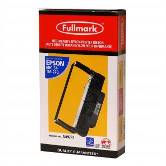 Fullmark kompatibilní páska do pokladny, ERC 30, ERC 34, fialová, pro Epson TM-275, TM-300