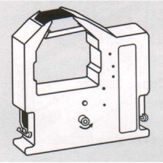 Kompatibilní páska do pokladny, PR 45, černá, pro Olivetti