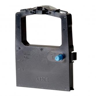OKI originální páska do tiskárny, 9002303, černá, OKI ML 100, 180, 182, 192, 280, 320, 321, 3320, 3321