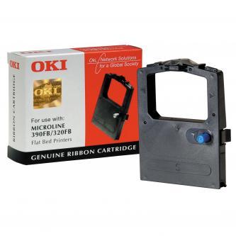 OKI originální páska do tiskárny, 9002310, černá, OKI ML 390FB, 320FB