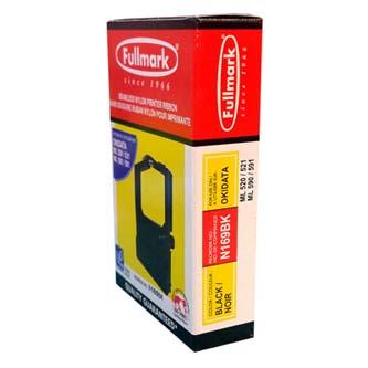 Fullmark kompatibilní páska do tiskárny, černá, pro OKI ML 520, 590