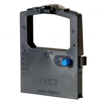 OKI originální páska do tiskárny, 9002316, černá, OKI ML 590, 591