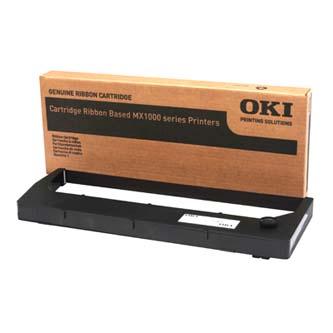 OKI originální páska do tiskárny, 09005591, černá, OKI do řádkových tiskáren řady MX1000 CRB