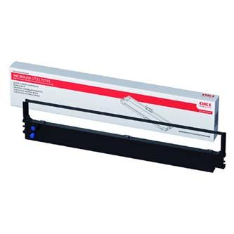 OKI originální páska do tiskárny, 44173406, černá, OKI ML5721, ML5791