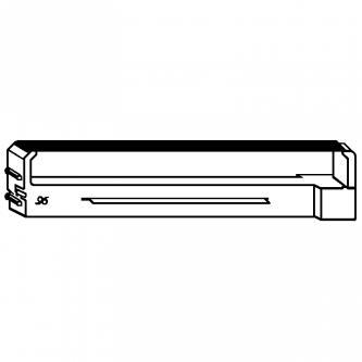 Kompatibilní páska do tiskárny, černá, pro Seikosha MP 5300