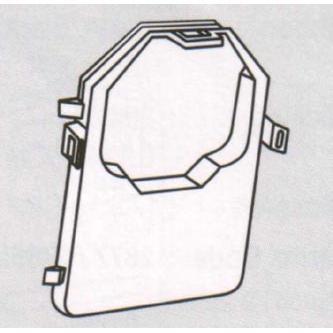 Kompatibilní páska do tiskárny, černá, pro Tally Genicom MT 83, 84