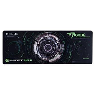 Podložka pod myš, Gaming XL, herní, černo-zelená, 80x30cm, E-Blue