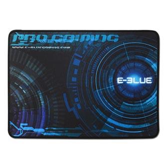 Podložka pod myš, PRO GAMING, herní, modrá, 36.5x26.5 cm, E-Blue