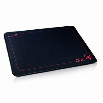 Podložka pod myš GX-Control P100, gumová, černá, 355*254*3mm, 3mm, Genius