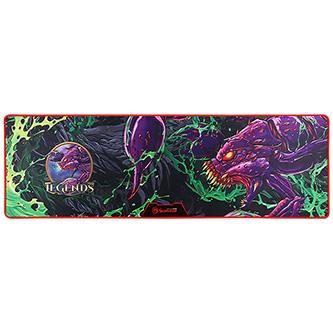 Podložka pod myš, G36, herní, barevná, 920 x 294 x 3 mm, 3 mm, Marvo
