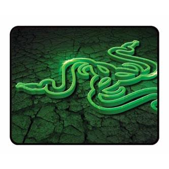 Podložka pod myš, Goliathus Control Fissure Large, herní, zelená, 35,5x44,4 cm, 3 mm, Razer