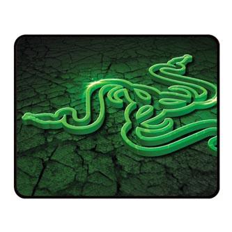 Podložka pod myš, Goliathus Control Fissure Small, herní, zelená, 21,5x27 cm, 4 mm, Razer