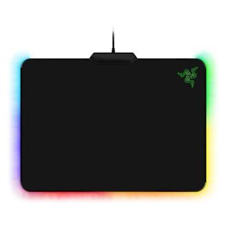 Podložka pod myš, Firefly Cloth Ed., herní, černá, 35,5x25,5 cm, 4 mm, Razer
