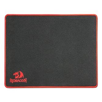Podložka pod myš, Archelon L, herní, černo-červená, 40x30cm, Redragon
