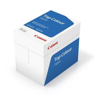 Xerografický papír Canon, Top Colour Digital A4, 200 g/m2, bílý, 9197005782, 250 listů, spec. pro barevný laserový tisk