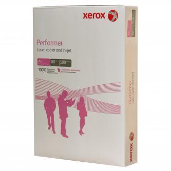 Xerografický papír Xerox, Performer A4, 80 g/m2, bílý, 500 listů, vhodný pro Ink+Laser