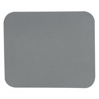 Podložka pod myš, měkká, šedá, 22x18x0,3 cm