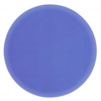 Podložka pod myš, s polypropylenovým filmem, modrá, Logo, pro optické myši