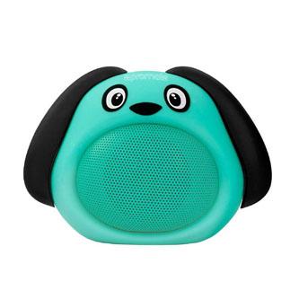 Promate Bluetooth reproduktor Snoopy, Li-Ion, 1.0, 3W, modrý, ,pro děti